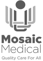 Mosaic_Medical_logo_bw