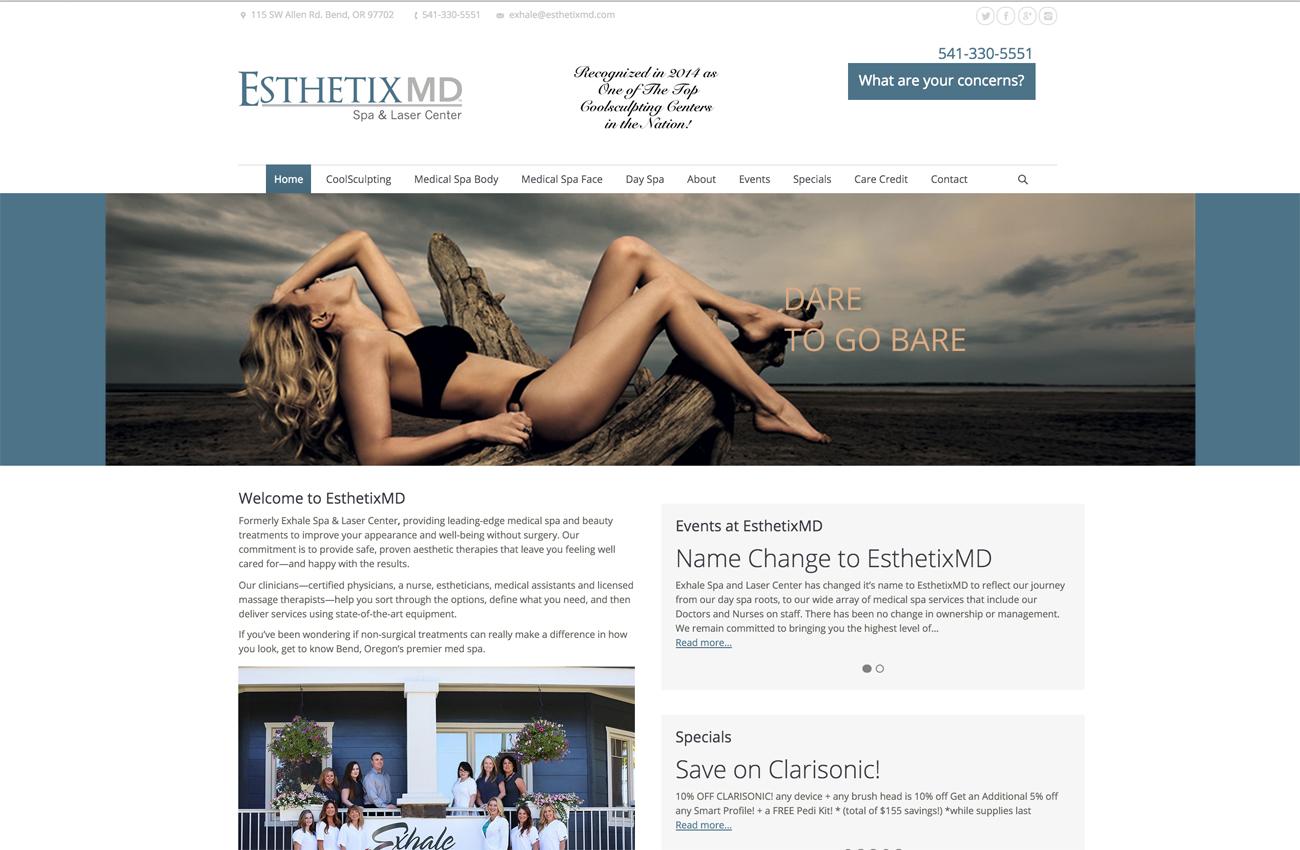 San Diego Health Care Medical WordPress Website Development