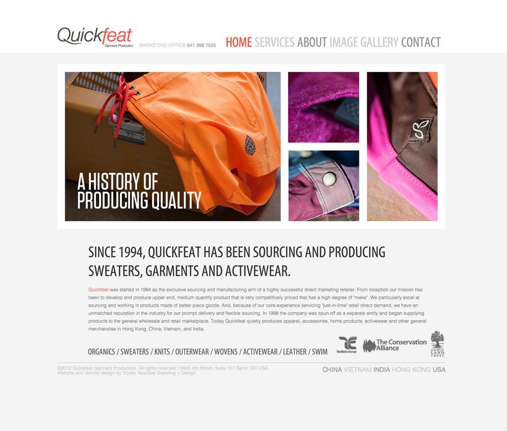Quickfeat Garment Production