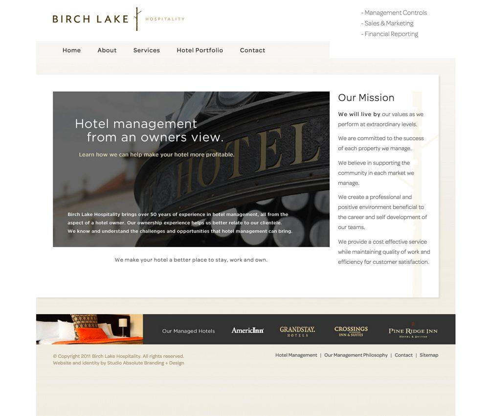 Birchlake Hospitality