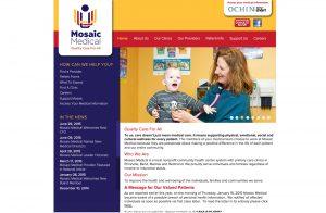 medical wordpress website company