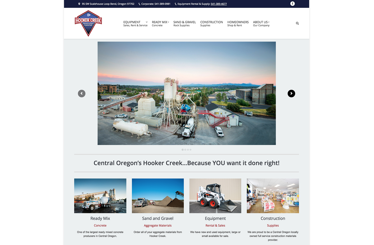 Bend Oregon WordPress Website Designer and Developer