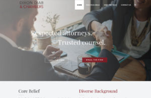 Lawyer Website Developer San Diego