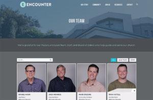 Church Web Developer North Park San Diego