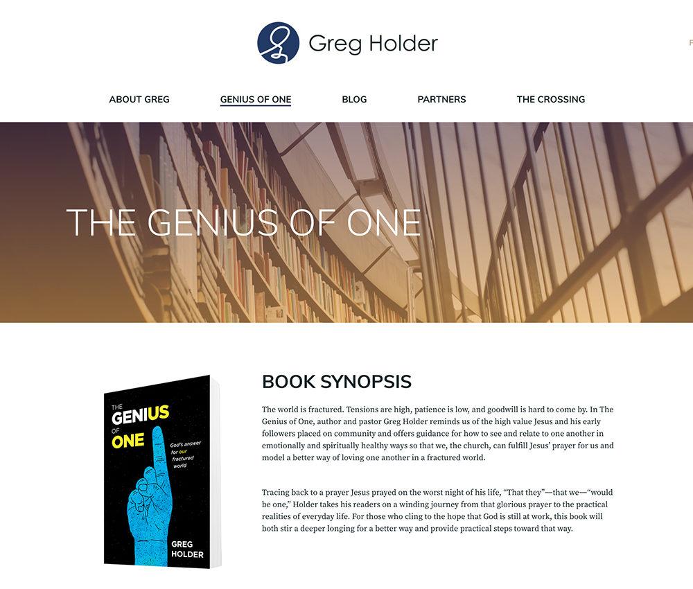 Greg Holder