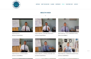 chiropractic website design san diego ca