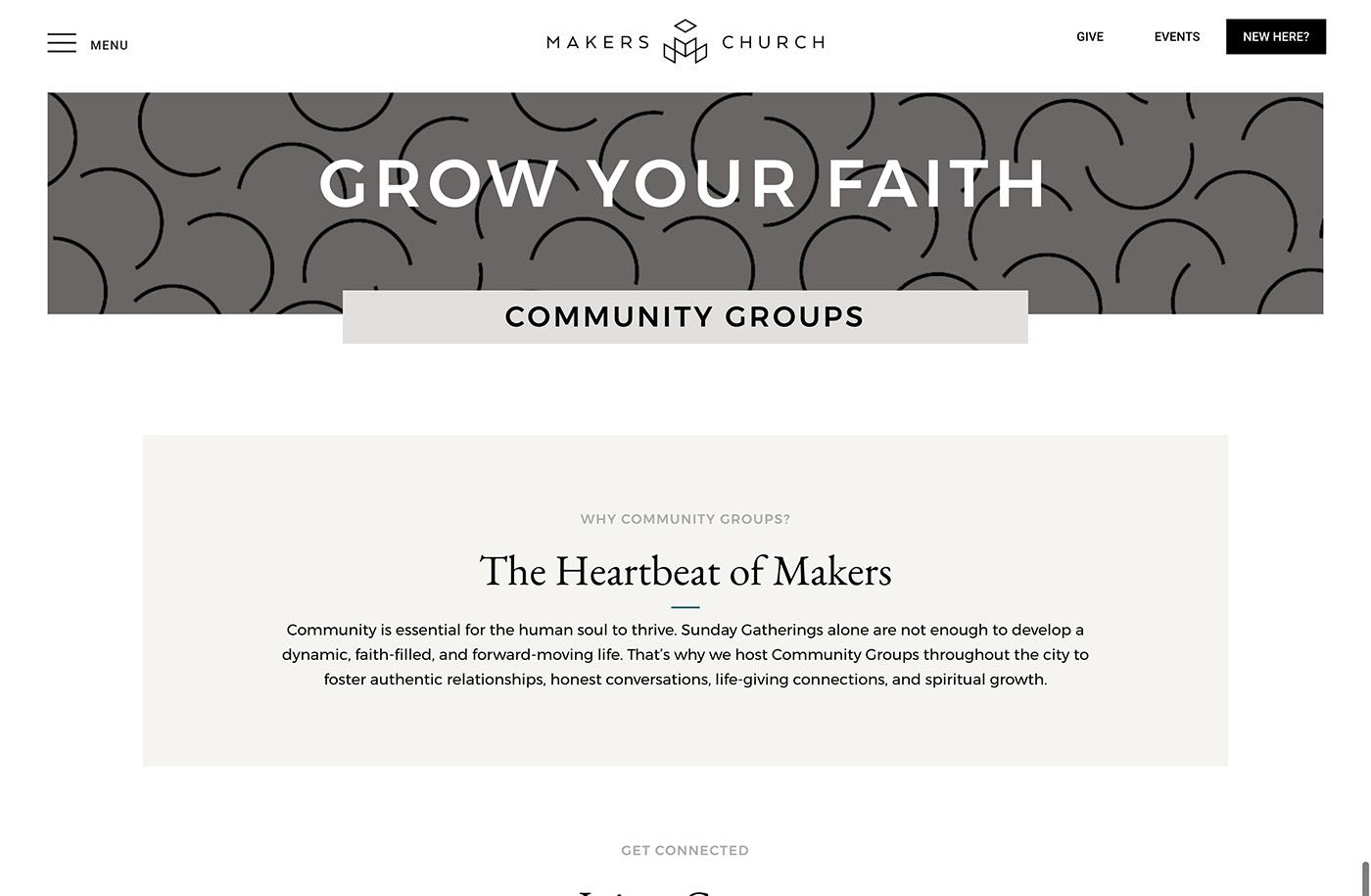 Church Website Developer North Park, San Diego