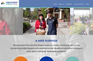 Non Profit WordPress Web Developer Central Oregon