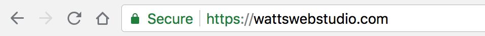 SSL Certificates Installed, WordPress, Web Designers
