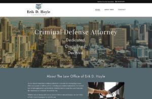 law firm website design san diego