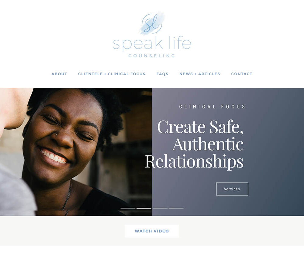 Speak Life Counseling