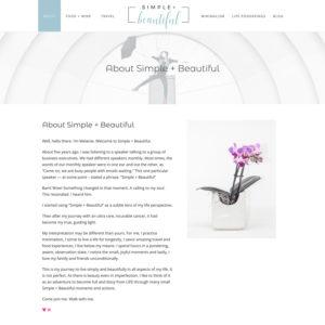 Bend WordPress Blog Designer