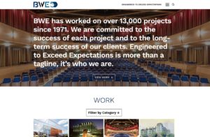 structural civil engineering san deigo wordpress design